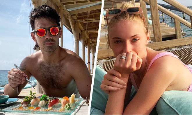 Joe Jonas and Sophie Turner's luxury honeymoon retreat