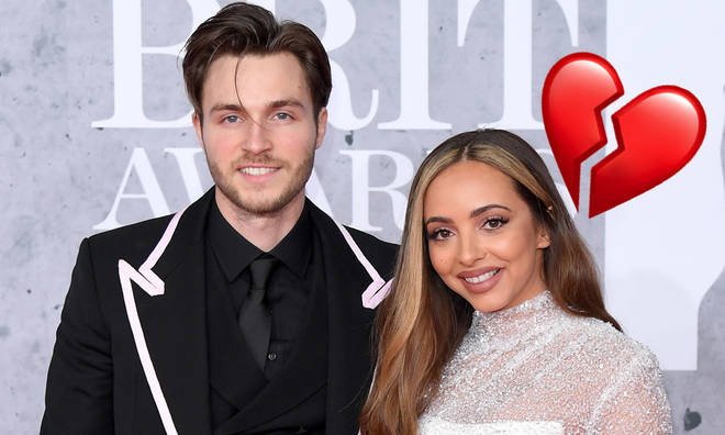 Jade Thirlwall and Jed Elliott have split up