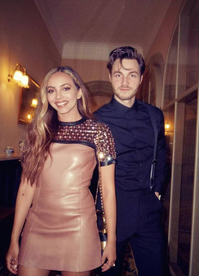 Jade Thirlwall shared a post in May about missing her boyfriend's birthday