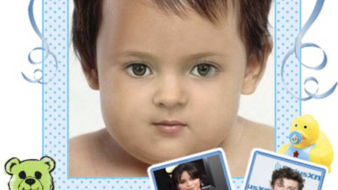 Shawn and Camila's generated baby