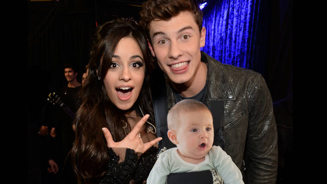 We generated photos of Shawn Mendes and Camila Cabello's baby