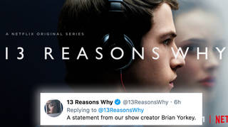 13 Reasons Why deletes controversial suicide scene