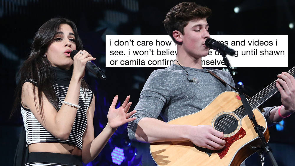 Will Shawn Mendes And Camila Cabello Confirm They're Dating? Fans Eagerly Awaiting Relationship Confirmation