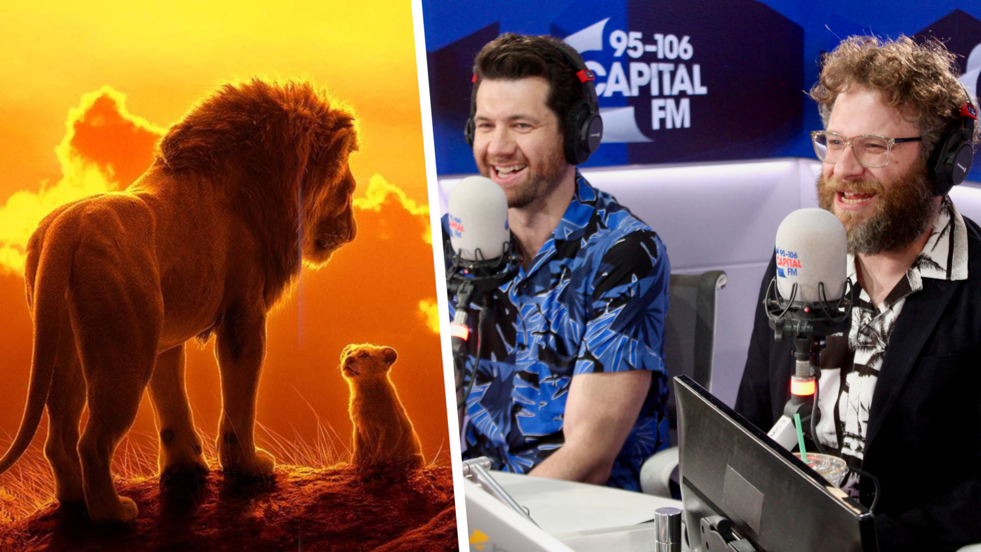 WATCH: Seth Rogen And Billy Eichner Translate 'Circle Of Life' Lyrics Into English