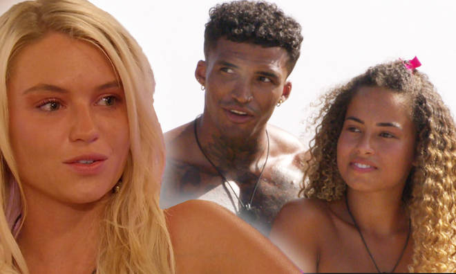 Lucie Donlan spills the tea on Michael and Amber's relationship