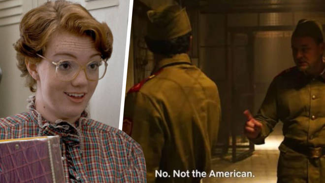 Fans believe Barb could be the American prisoner in Stranger Things 3