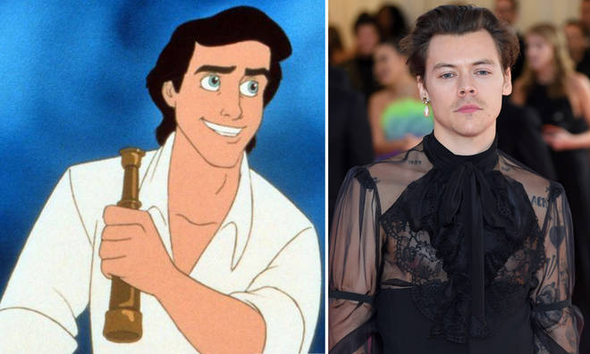 Harry Styles has rejected the chance to play Prince Eric in The Little Mermaid