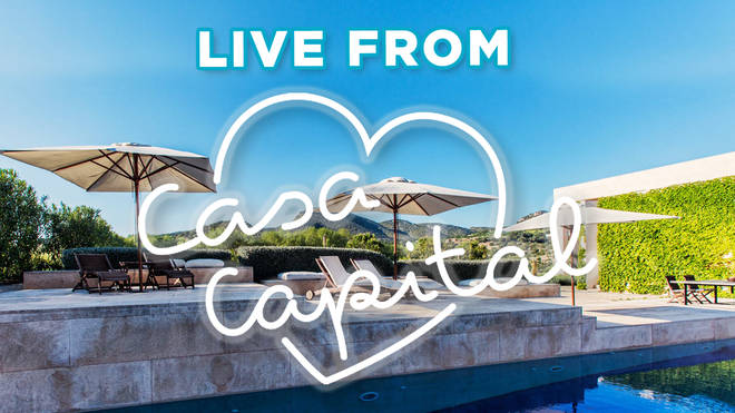 Casa Capital will be live this weekend!