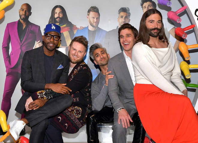 The Queer Eye Fab Five return to Netflix on 19th July