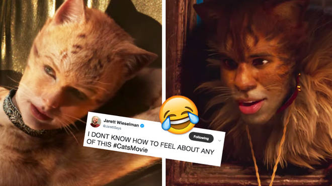 The internet reacts to the Cats trailer