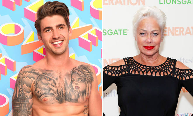 Chris Taylor's dad was engaged to Denise Welch