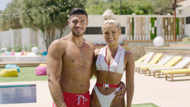 Molly-Mae Hague and Tommy Fury have been together since week two