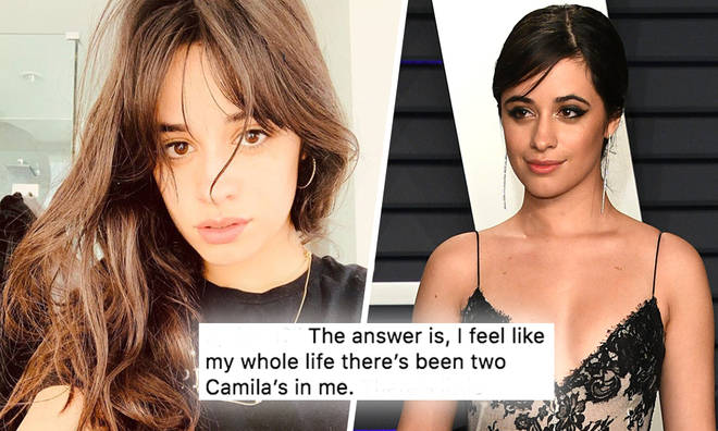 Camila Cabello posts emotional message about struggling with anxiety and shyness