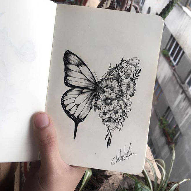 Shawn Mendes Butterfly Tattoo: Shawn Mendes New Tattoo: The 'Seńorita' Star Gets Inked