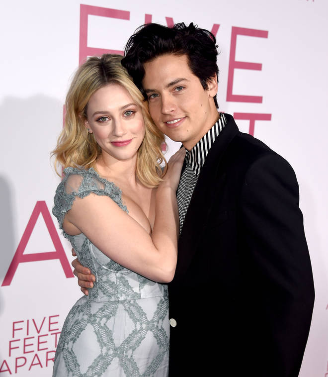 Cole Sprouse and Lili Reinhart dated for two years