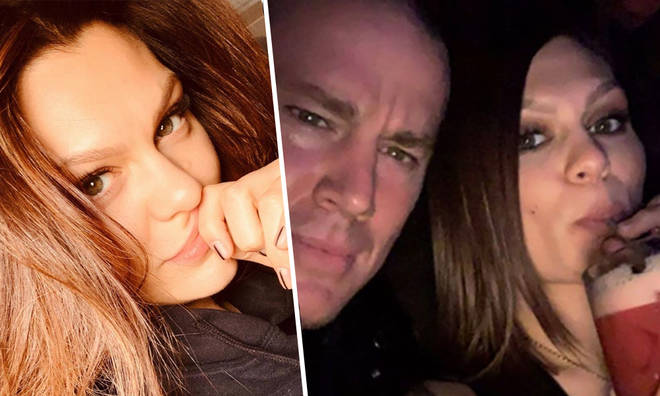Jessie J and Channing Tatum enjoy a date night in London