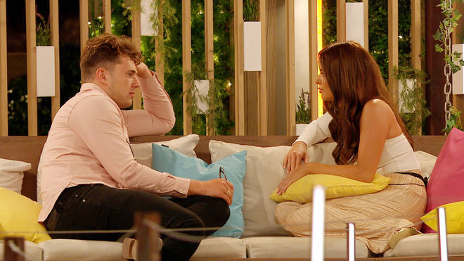 Curtis and Maura fall out over revealing Jordan's intentions to Anna