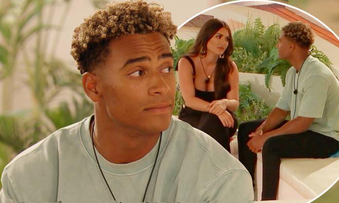 Jordan Hames and India Reynolds apparently had secret flirty chats