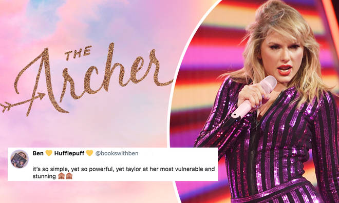 Taylor Swift takes everyone by surprise with release of 'Archer'