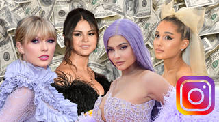 The Instagram rich list has been revealed