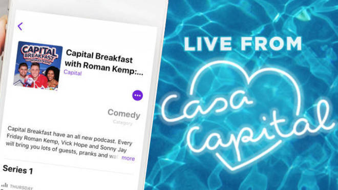 Capital Breakfast: The Podcast from Casa Capital