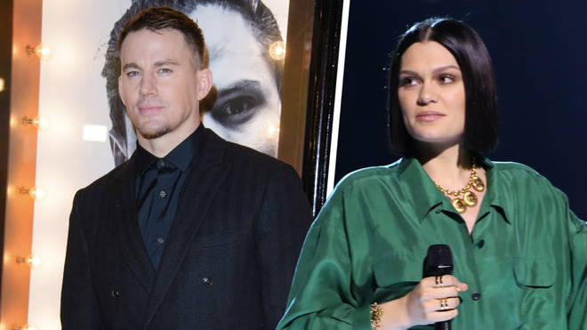 Jessie J refused to answer questions about Channing Tatum
