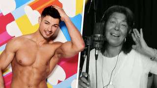 Anton's mum has released a song called 'Razor Rap'