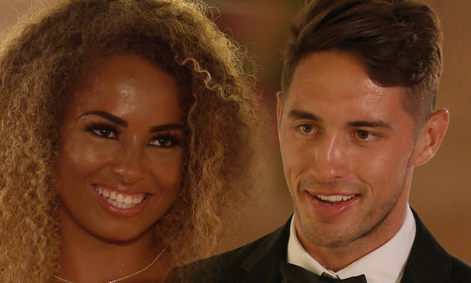 Amber and Greg's Love Island speeches melted hearts