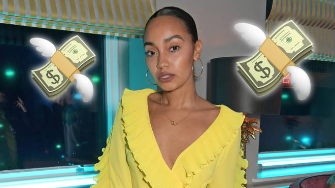 What is Leigh-Anne Pinnock's net worth?