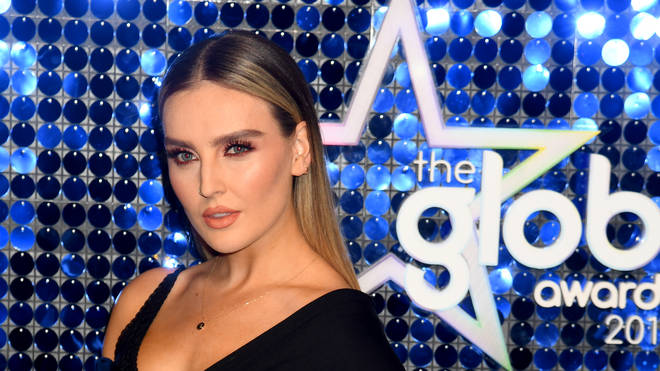 Perrie Edwards recently appeared at The Global Awards
