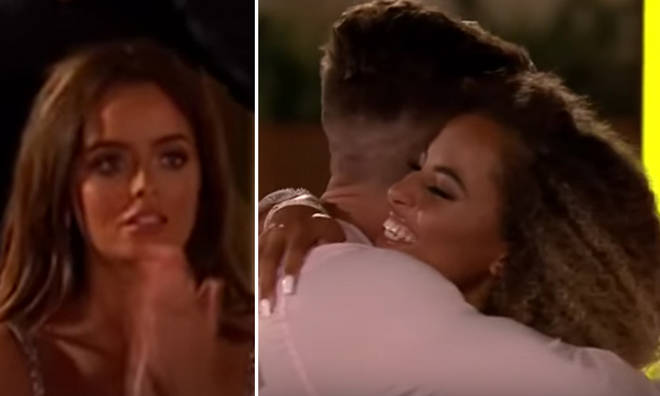 Maura Higgins said she was simply shocked by Amber and Greg's Love Island win