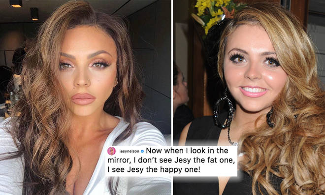 Jesy Nelson posts honest Instagram about overcoming cruel labels