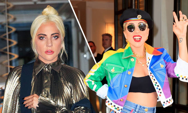 Lady Gaga is rumoured to be dating her audio engineer