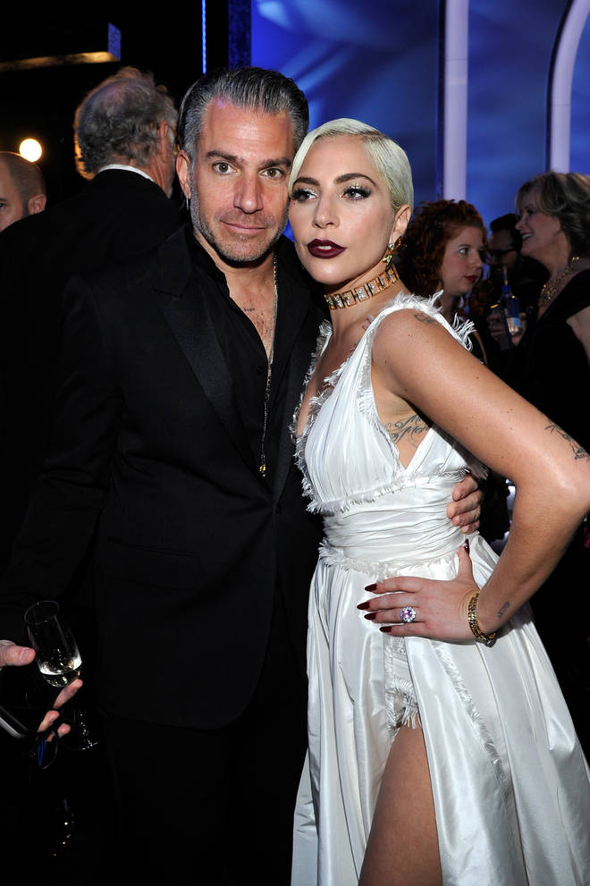 Lady Gaga and Christian Carino split in March this year