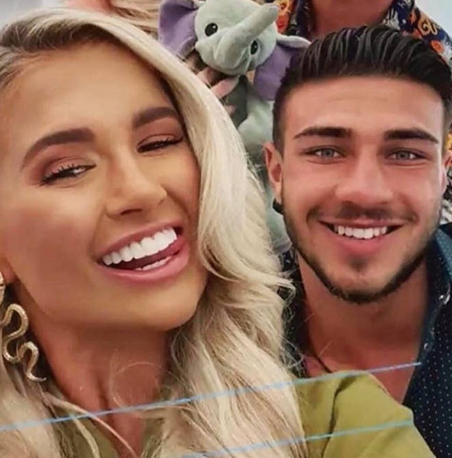 Molly-Mae and Tommy Fury came second on Love Island