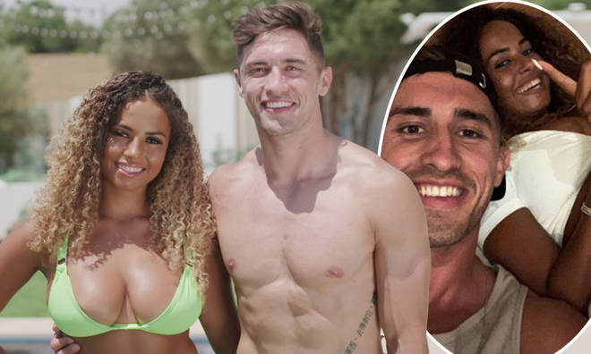 Amber Gill and Greg O'Shea can now charge £10k for an Instagram post