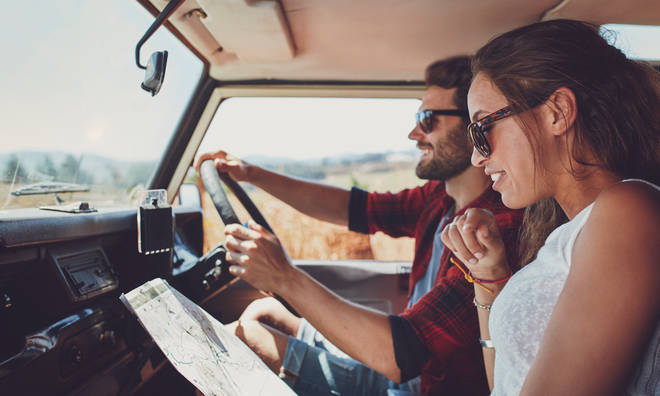 Build your ultimate roadtrip playlist and we'll tell you where your next holiday should be