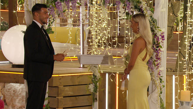 Molly-Mae Hague and Tommy Fury were the runners up of Love Island 2019