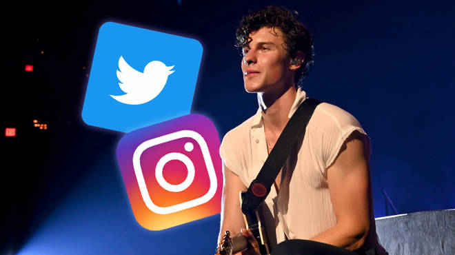 Shawn Mendes deletes his social media apps