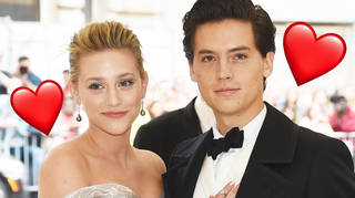 Lili Reinhart and Cole Sprouse are back on