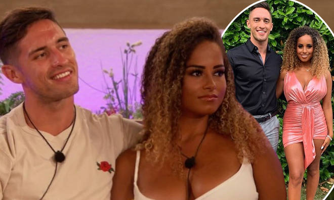 Amber Gill and Greg O'Shea's Love Island spin-off has been axed