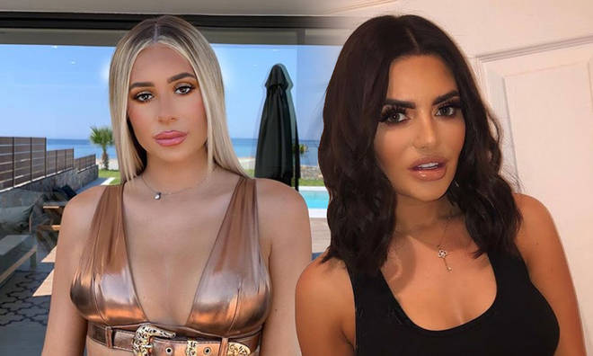 Megan Barton-Hanson and Demi Sims sparked dating rumours
