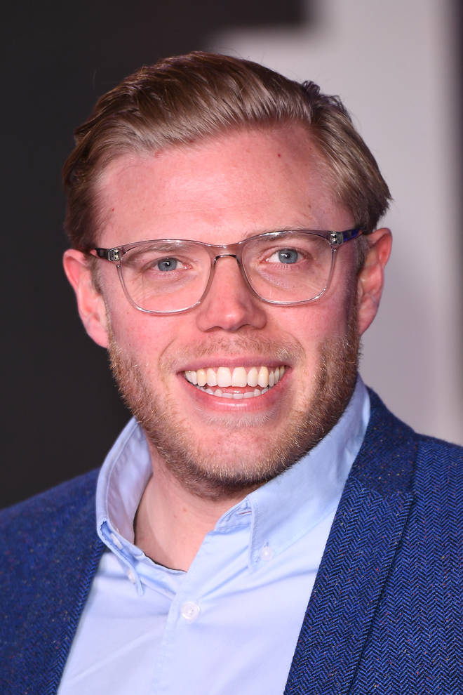 Rob Beckett narrates Celebs Go Dating