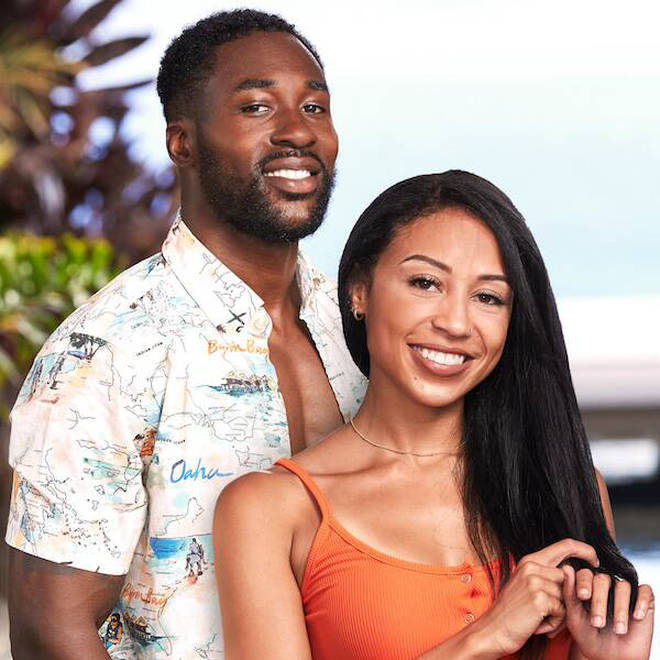 Javen and Shari are just one of the Temptation Island couples looking to test their relationship