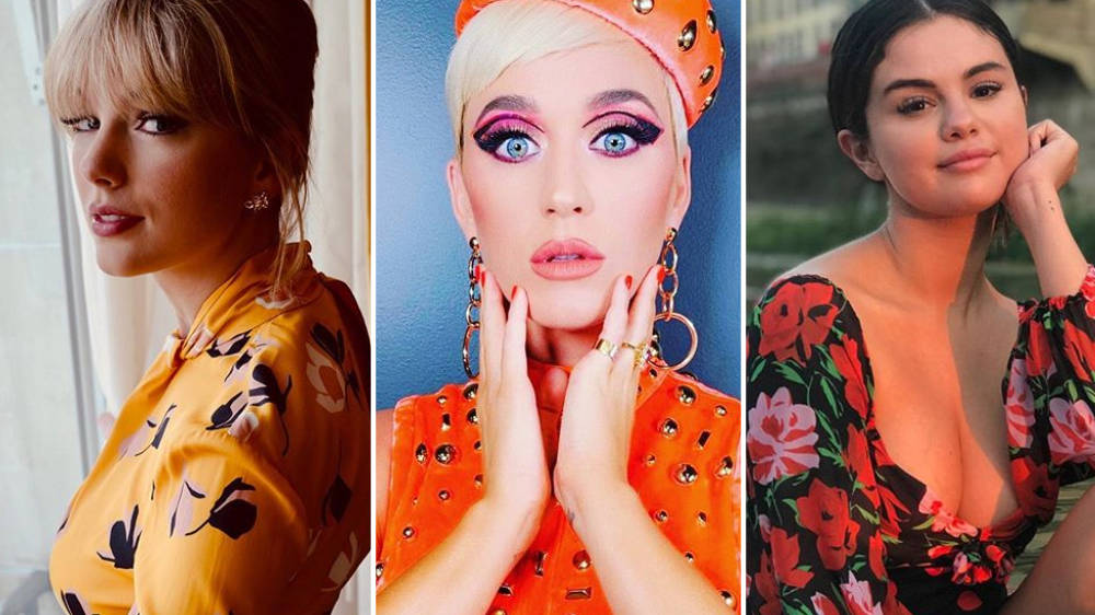 Taylor Swift Selena Gomez Katy Perry Are Reportedly Dropping A Female Capital