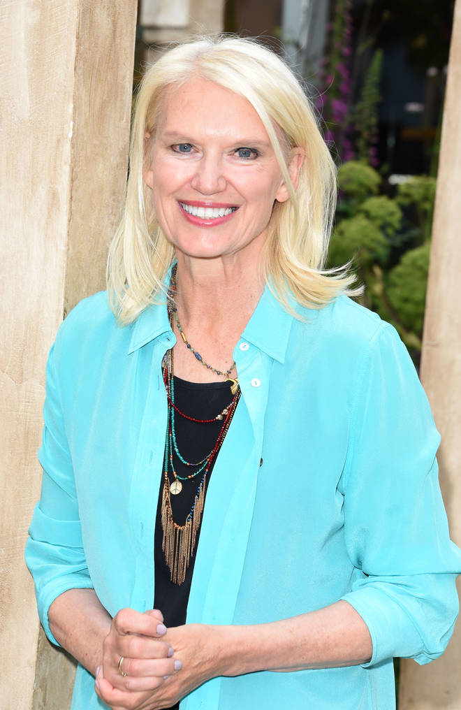Anneka Rice is taking part in Strictly 2019