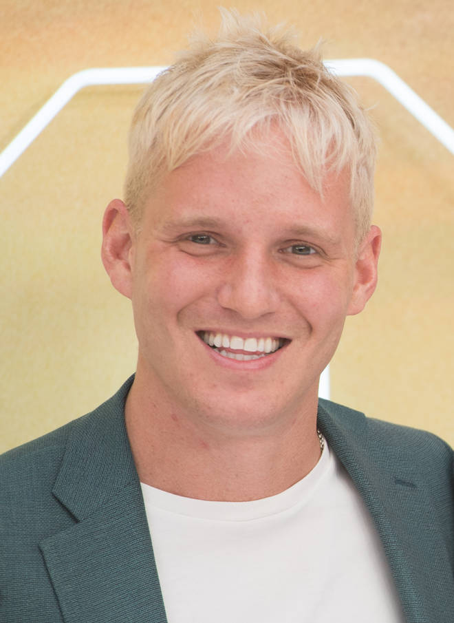 Jamie Laing said his mother was more excited about him taking part in Strictly