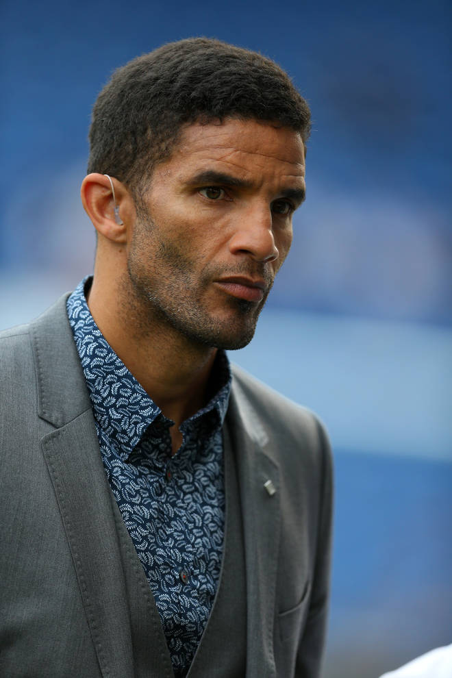 David James is swapping the football pitch for the dancefloor