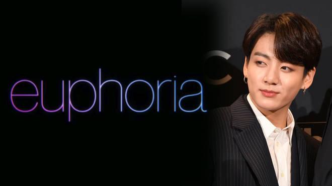Jungkook wrote a single for the Euphoria season finale