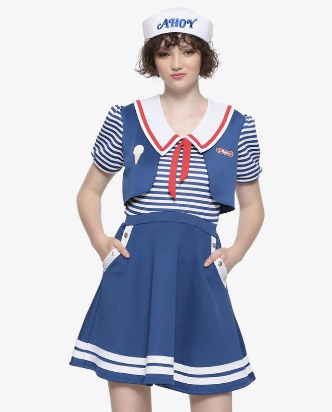 Hot Topic are selling Robin's Scoops Ahoy outfit from Stranger Things